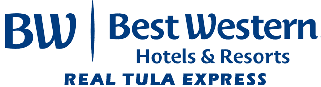 Logo Hotel Best Western Real Tula Express