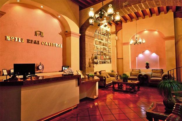 Hotel Real Catedral Tula de Allende, Hidalgo, México