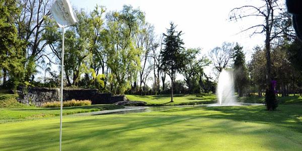 campo de golf hidalgo